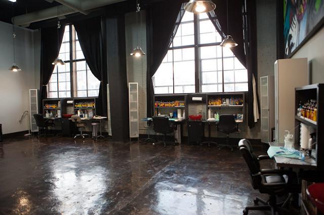 Black 13 Tattoo Parlor - Nashville, TN